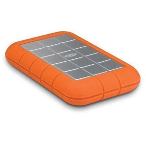 2TB LaCie RUGGED TRIPLE FW800 & USB3