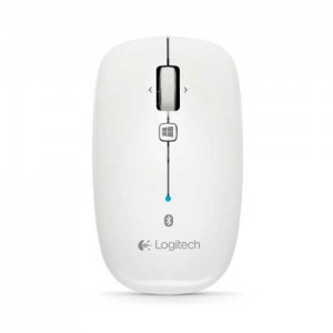 Logitech Bluetooth Mouse M557 - White
