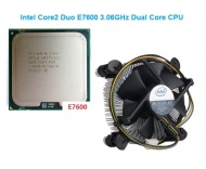 Refurbished Intel Core 2 Duo E7600, 3.06GHz/1066MH...
