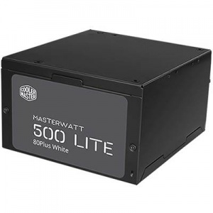 500W Coolermaster Masterwatt Lite 230V, 120mm FAN ...