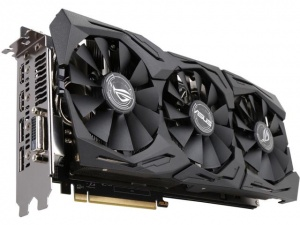 Asus RX 580 8GB TOP Edition Strix Gaming