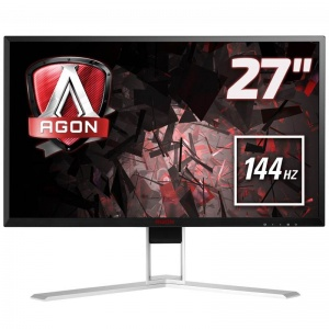 "27"" AOC AG271QX, ADAPTIVE-SYNC 1MS 144HZ"
