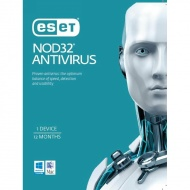 ESET NOD32 Antivirus OEM 1 Device 1 Year (e Licence only NO DISK)