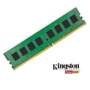 KINGSTON KVR24N17S8/4, 4GB 24MHZ DDR4 NON-ECC CL17...