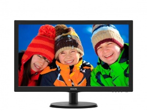 "21.5"" Philips 223V5LHSB2 LED MONITOR"