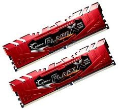 32GB G.Skill DDR4-2400 Dual Channel Flare X [F4-24...