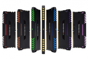 16GB CORSAIR Vengeance RGB (2x8GB) DDR4 DIMM 3000M...