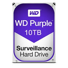 10TB WD Purple Surveillance Hard Drive,SATA 6 Gb/s...