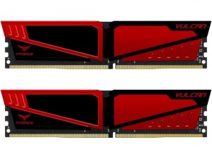 8GB Team T-Force Vulcan Series Dual Channel DDR4 2...