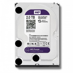 "2TB WD PURPLE surveillance 3.5"",INTELLIPOWER,..."