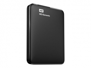 4TB WD Elements USB 3.0 high-capacity portable har...