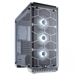 Corsair 570X RGB ATX mid tower case Tempered Glass...