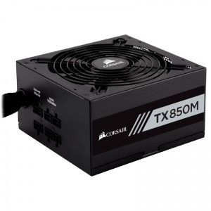 850W CORSAIR TX850M 80 Plus Gold Power Supply