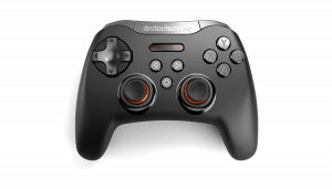 Black Stratus XL Wireless Gamepad For Windows &...
