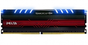 8GB Team Delta Series DDR4 DIMM 2400MHz Single Cha...