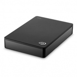 4TB SEAGATE Backup Plus Portable Black