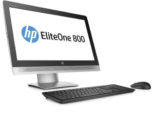 "HP 800 EliteOne G2, AIO, 23"" Non-Touch, i7-67..."