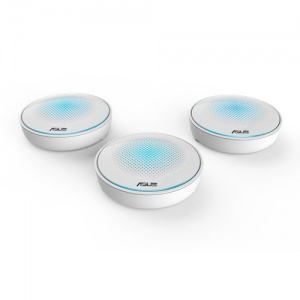 ASUS Lyra AC2200 Tri-Band Whole-Home Wi-Fi System ...