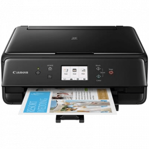 Canon PIXMA TS6160 A4 COLOUR MFP PRINTER (BLACK)