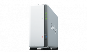 Synology DS115j DiskStation 1-Bay NAS
