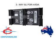 3-way or 2 way GIGABYTE nVidia SLi Bridge Cable Co...