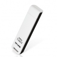 TP-Link TL-WN821N 300Mbps Wireless N USB Adapter IEEE802.11b/g/n 2.4GHz