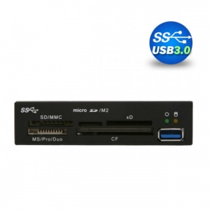 Internal USB 3.0 Card Reader, CF / SD / MS / xD / ...
