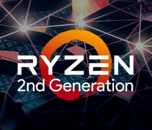 AMD Ryzen 7 2700, 8-Core/16 Threads, Max Freq 4.1G...