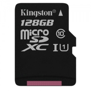 Kingston 128GB microSDXC Canvas Select