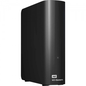 WD Elements 4TB USB3.0 Desktop Hard Drive - Black