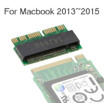 M Key M.2 / NGFF PCIe  AHCI to 12+16 Pin SSD Adapt...
