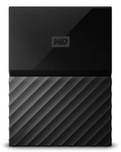 1TB WD My Passport Portable USB 3.0 HDD Black