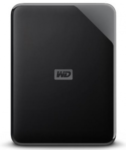 1TB WD Elements SE Portable USB 3.0 HDD Black