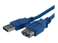 Cable: USB Extension cable A - A receptacle, 3m