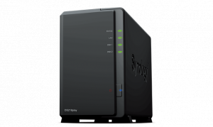 Synology DS218play DiskStation 2-Bay NAS