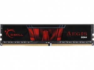 8GB G.Skill DDR4-2666 Single Channel Aegis [F4-2666C19S-8GIS]
