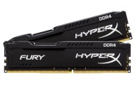 8GB Kingston HyperX Fury DDR4-2666MHz NON-ECC CL 1...