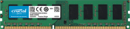 4GB Crucial DDR3 PC12800-4GB 1600Mhz 256x8 CL11 Du...