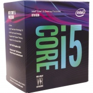 Intel Core i5-8500 Processor (9M Cache, 3.0GHz; Turbo clock up to 4.10 GHz)
