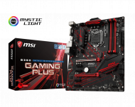 MSI B360 GAMING PLUS INTEL ATX MB