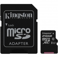 Kingston 256GB microSDXC Canvas Select