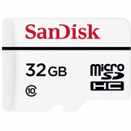 SanDisk SD MICRO 32GB HIGH ENDURANCE