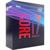 Boxed Intel Core i7-9700K Processor (12M Cache, up...