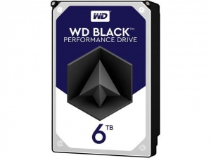 WD Black, DESKTOP, SATA, 256  Cache, 3.5 Form Fact...