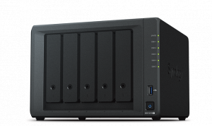Synology DS1019+ 8GB DiskStation 5-Bay NAS
