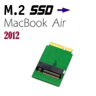 M.2 (NGFF) SSD to 2012 MacBook Air Adapter / Converter, B / B+M Key M.2, 4 Lengths