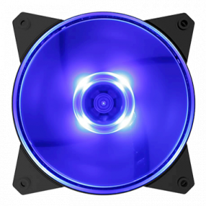 CMS FAN 120MM-MASTERFAN-MF120L-BLUE