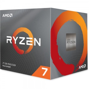 AMD CPU RYZEN7-3800X (No Integrated Graphic Card)