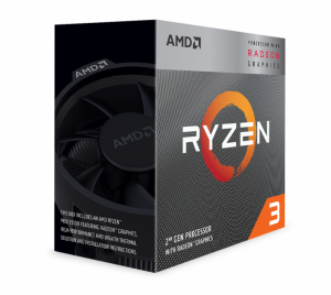 AMD CPU RYZEN3-3200G