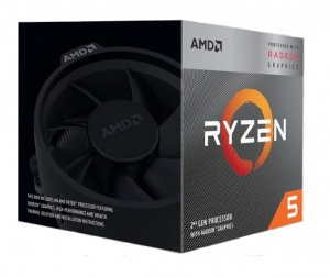 AMD CPU RYZEN5-3400G